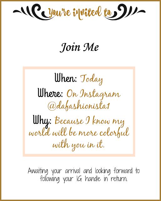 #Hashtag #FollowMe on #Instagram