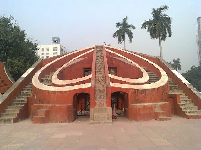 Jantar Mantar, Jaipur Rajasthan