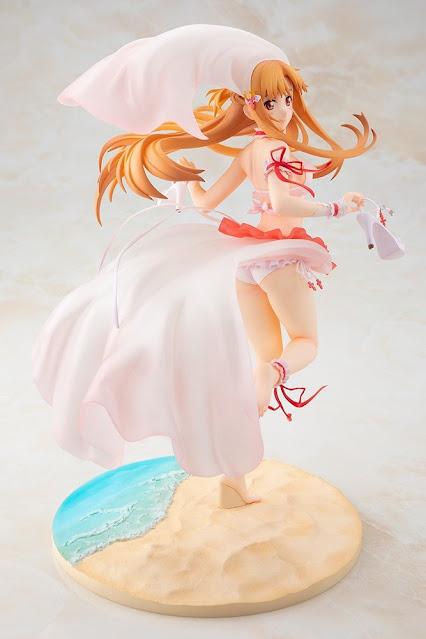 Asuna Midsummer Shining Bride Ver. KDcolle 1/7de Sword Art Online, KADOKAWA
