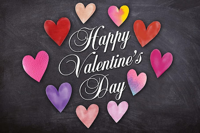"""""""If I had a single flower for every time I think about you, I could walk forever in my garden.""""  Happy Valentine's Day"""