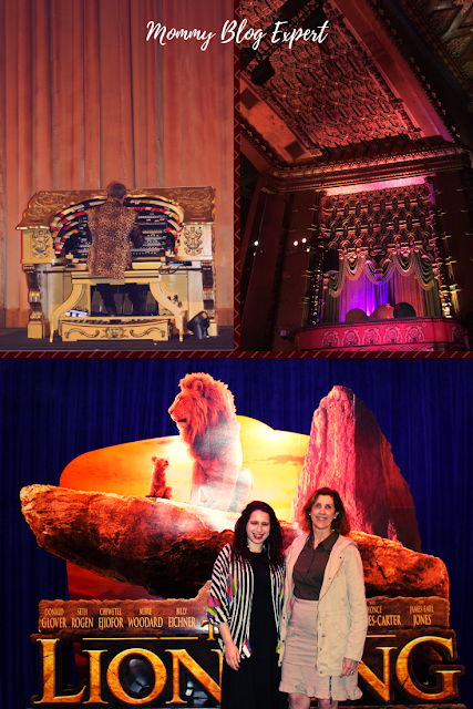 The Lion King at El Capitan Theater Hollywood
