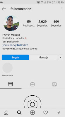 como saber si me bloquearon en Instagram