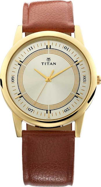 Titan 1773YL03 Karishma Analog Watch