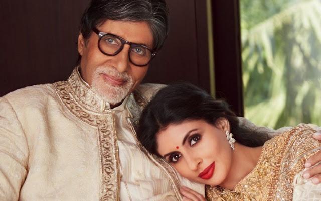 Shweta Bachchan To Make On-screen Debut With Father Amitabh Bachchan