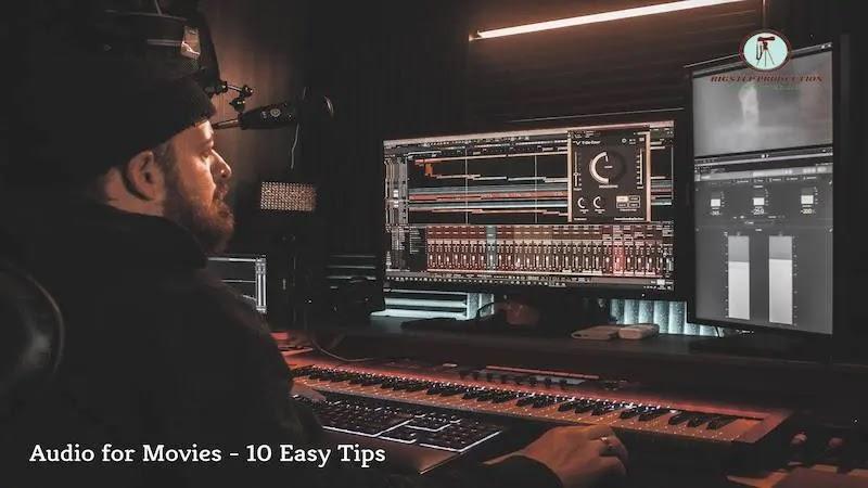 الصوت للأفلام - 10 نصائح سهلة
