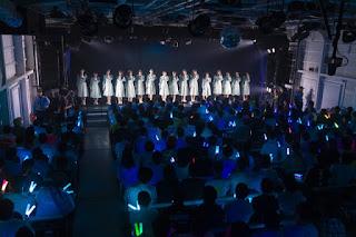 """Details on """"Bokutachi no Koi Yo Kan"""" STU48 stage made by Okada Nana"""