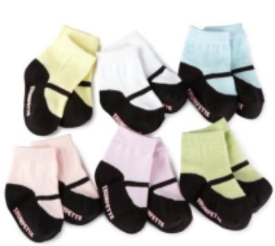 Footwear for newborns
