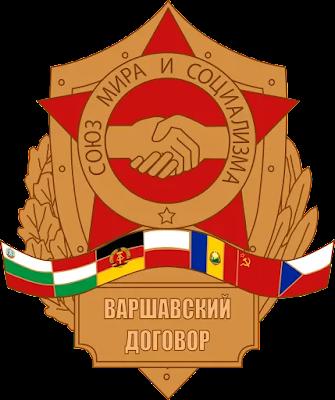 Perjanjian Warsawa Organisasi Regional Militer