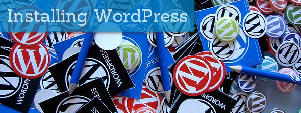 Bunch of WordPress badges