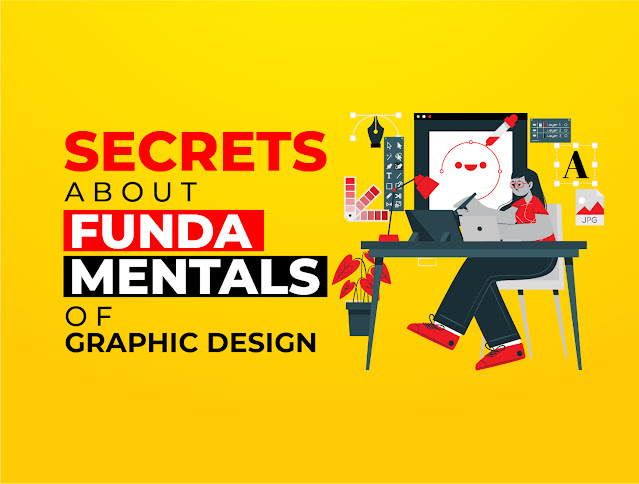 Secrets about Fundamentals of Graphic Design