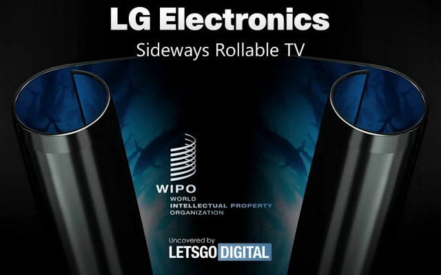 LG Is Working on First Expandable TV