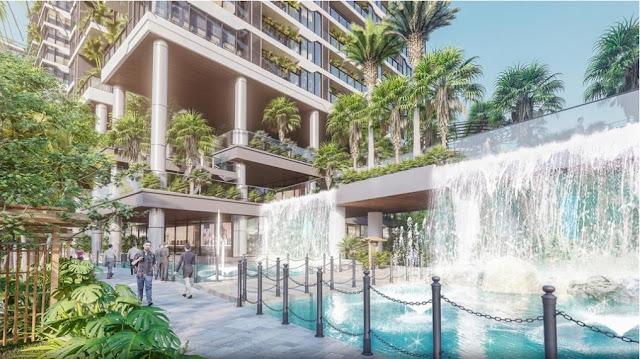 Dự án Sunshine Green lconic Long Biên Hà Nội chung cư biệt thự sky villas