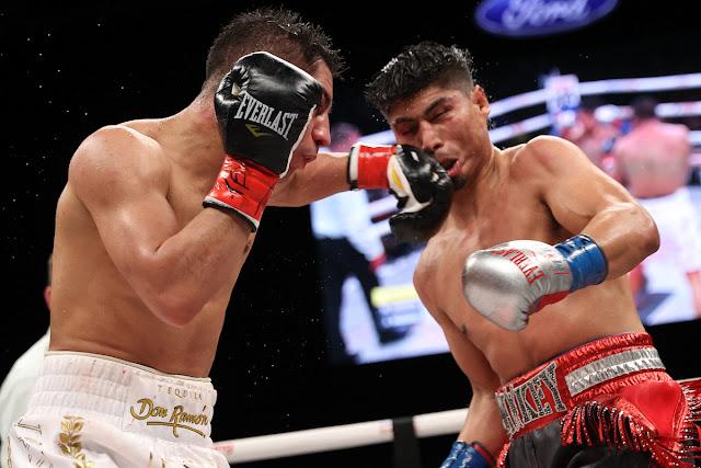 Mikey Garcia beats Jessie Vargas
