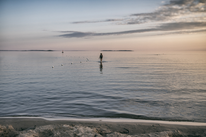 Pori, yyteri, ranta, beach, sand, evening, summer, visitpori, visitfinland