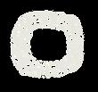 カタカナのペンキ文字「ロ」