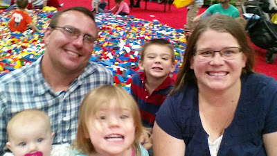 Quick Tips for the Des Moines LEGO Creativity Tour - Big Brick Pile