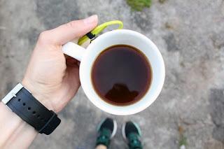 30 menit setelah minum kopi memicu adrenalin