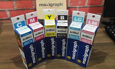 Maxigraph ArtMax