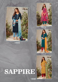 Feminista Sappire salwar Kameez Collection