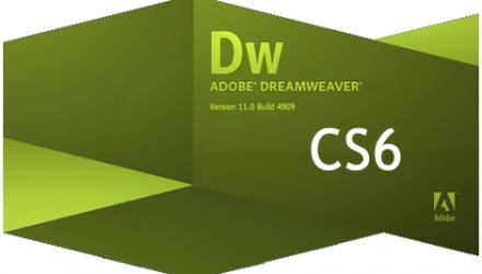 Adobe Dreamweaver CS6 de 32 y 64 bits + activador