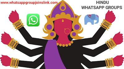 Hindu WhatsApp Group Joins Link