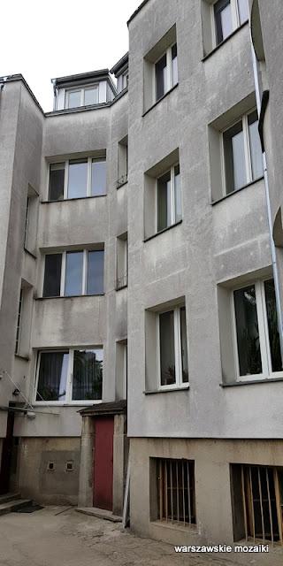 Warszawa Warsaw Powązki Wola dom Weiglów garbarnia Piaskowej architektura