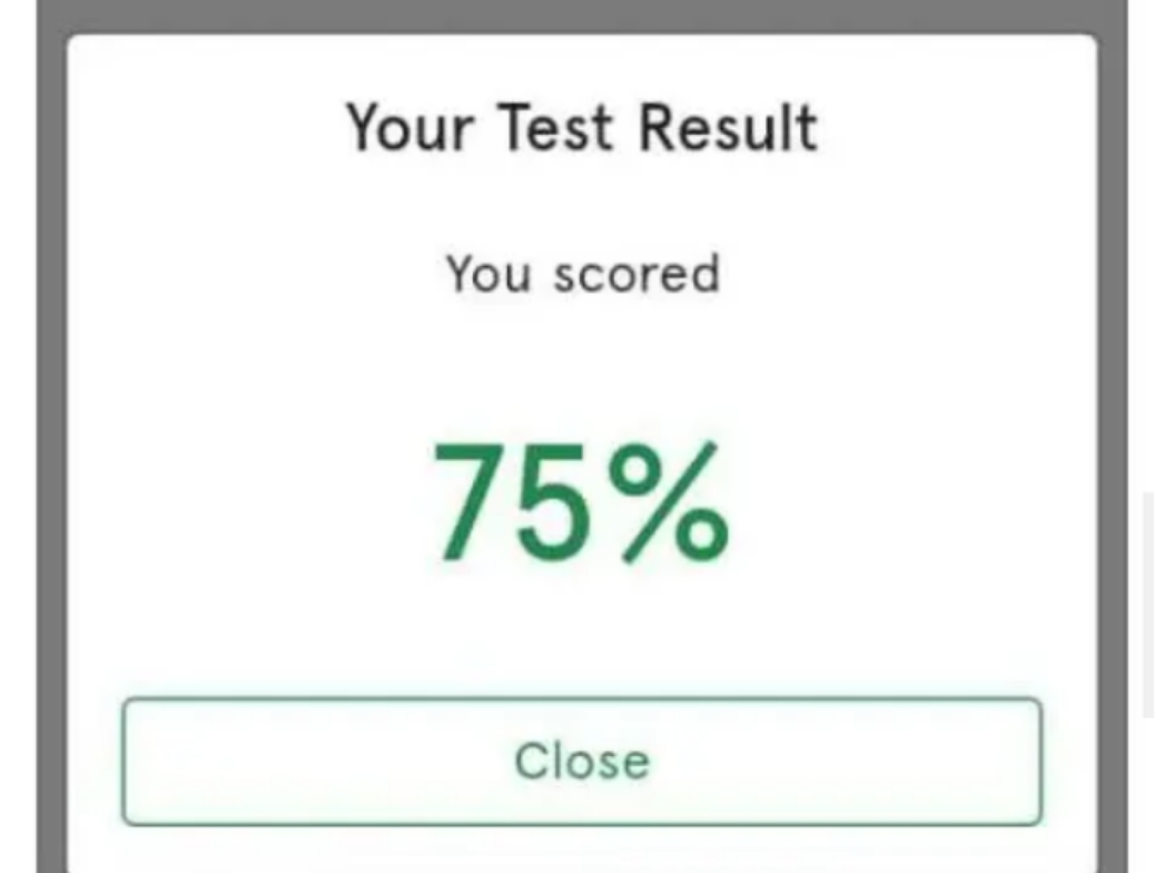 How to View Your Test Result on Your NASIMS Dashboard