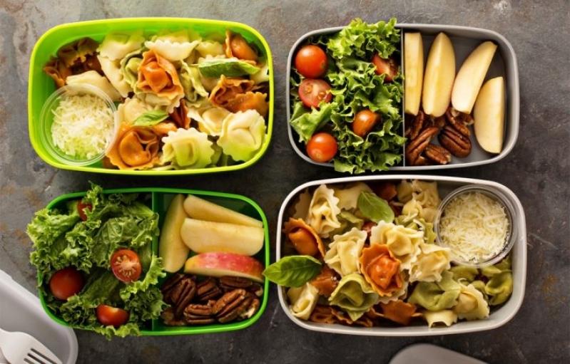 Venda comida saudável