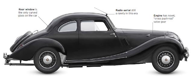 Bristol 400, classic cars