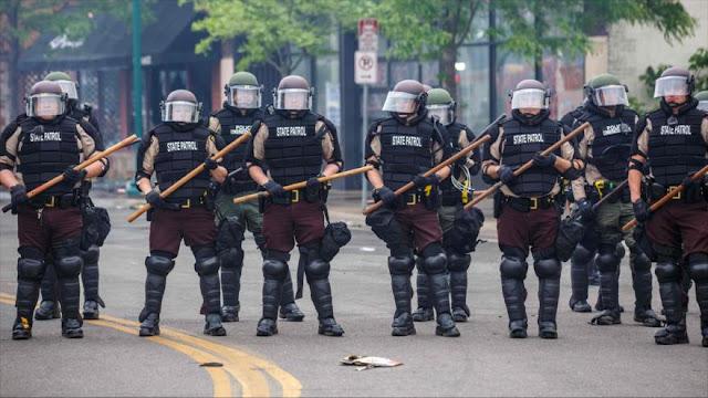 Rusia insta a EEUU a parar la 'violencia policial' contra minorías