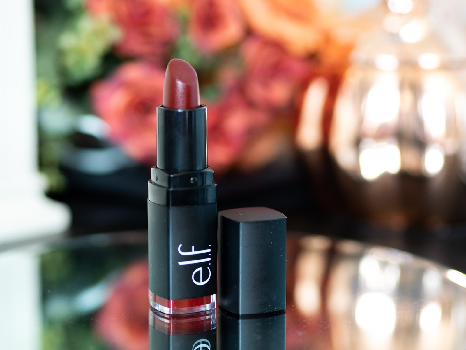 e.l.f Bordeaux Beauty Lipstick