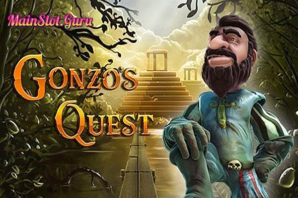 Main Gratis Slot Gonzo's Quest NetEnt