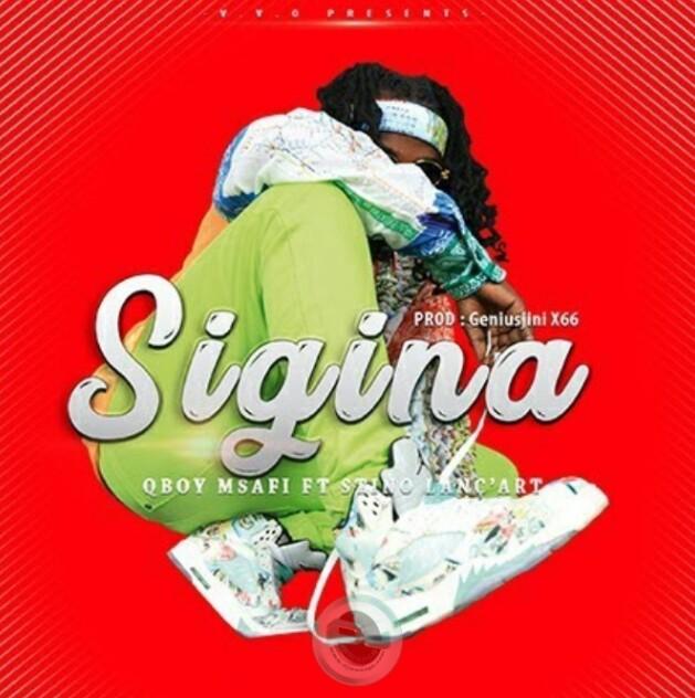 AUDIO   Qboy Msafi Ft  Stino - Sigina   Download mp3