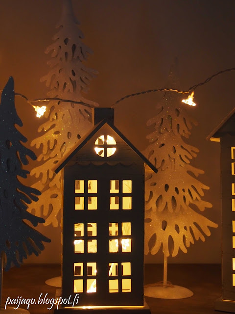joulu talot