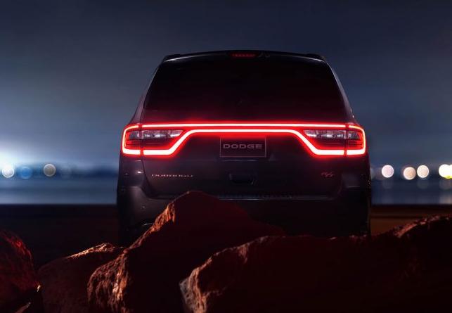 2017 Dodge Durango R/T, STX Specs, Reviews, Redesign, Change, Engine Power, Release Date