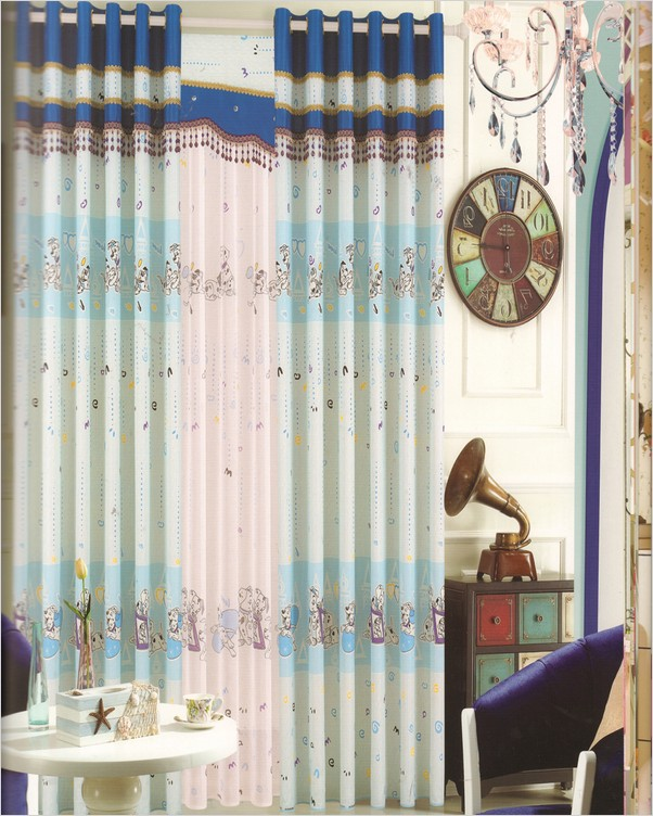 Nursery Curtains Boy Home