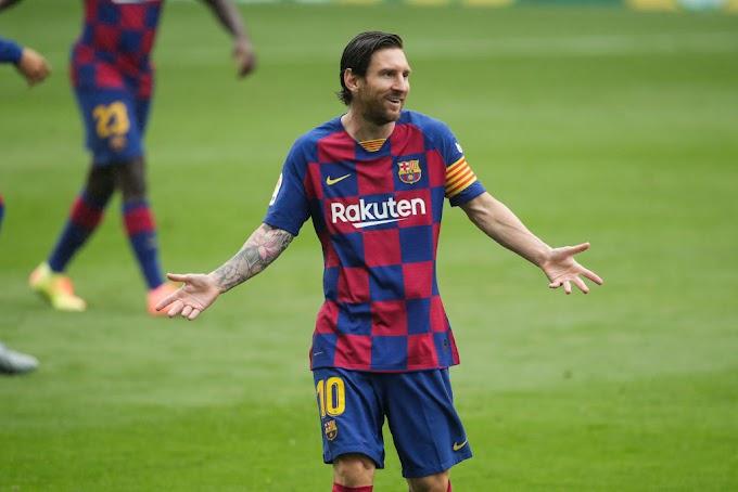 Lionel Messi está cansado e pode sair do Barça em 2021, diz rádio
