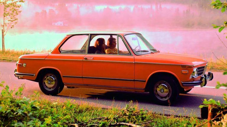 طراز بي إم دبليو BMW 2002 TI