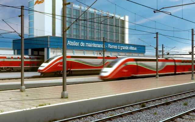 توظيف 25 تقني صيانة و 02 مكلف بالمستودع بشركة لصيانة القطارات الفائقة السرعة TGV بمدينة طنجة