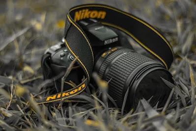 Bagian bagian Kamera DSLRr Nikon dan Fungsinya