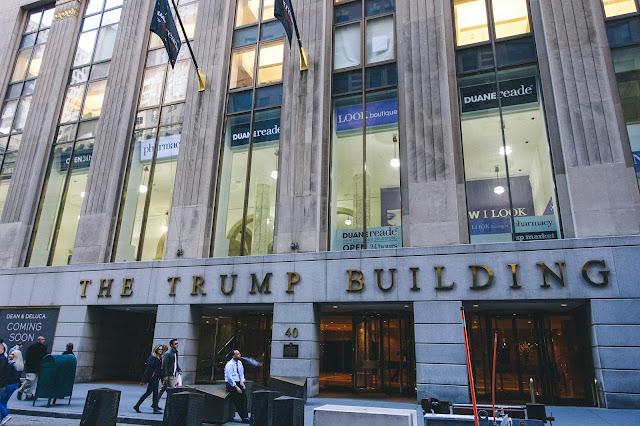 トランプ・ビルディング(Trump Building)