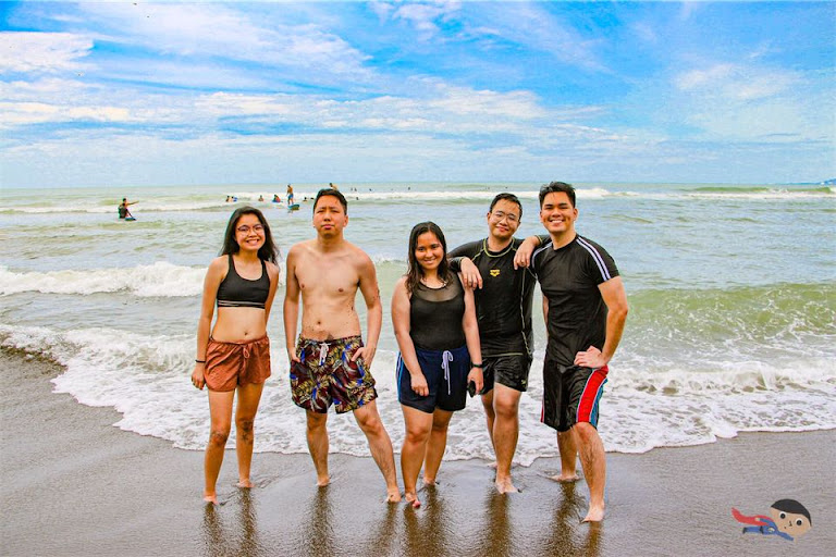 Barkada getaway/vacation in La Union