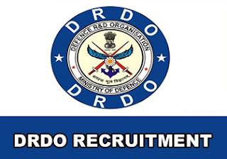 DRDO Jobs Recruitment 2019