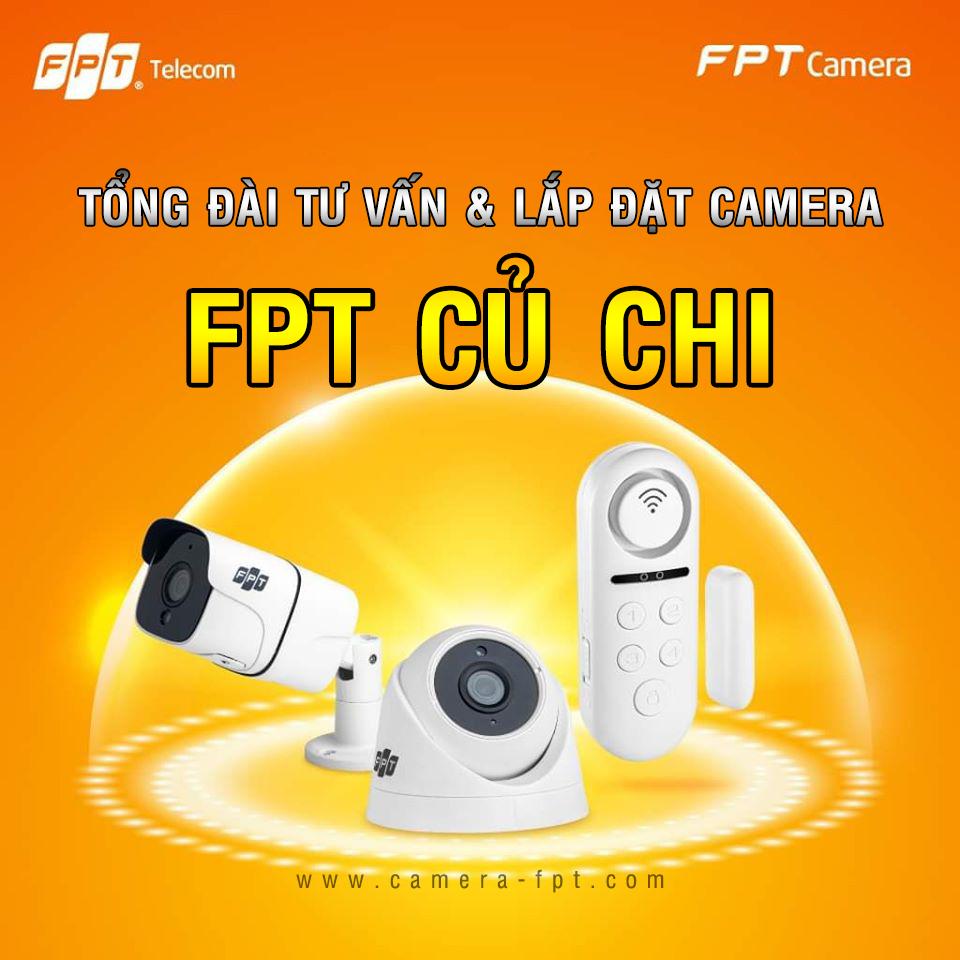 Lap dat Camera FPT Cu Chi