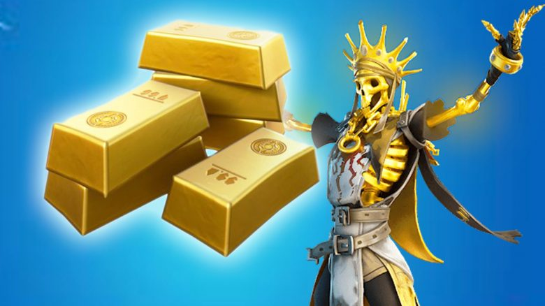 Fortnite: what do you need gold bars for and where can you find them?