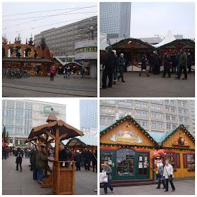 Alexanderplatz Christmas Market, Berlim