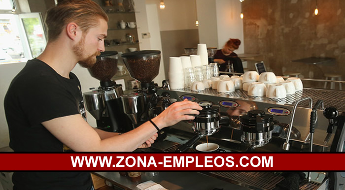 SE BUSCA CAFETERO / MOZO DE MOSTRADOR PARA LOCAL GASTRONÓMICO