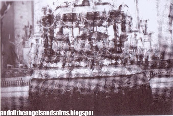 And All The Angels And Saints 219 El Sto Entierro De Guagua