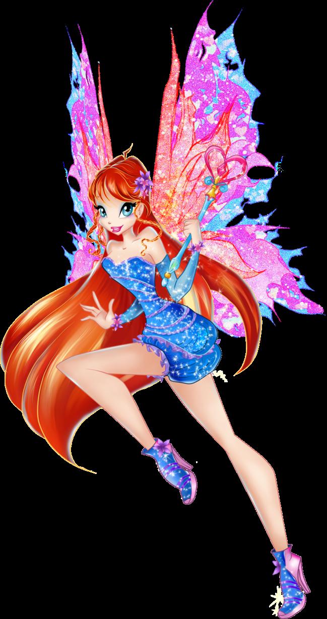 Winx Club Fairies: Mythix