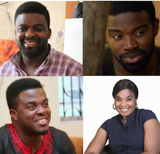 image result for kunle afolayan brothers and sister,